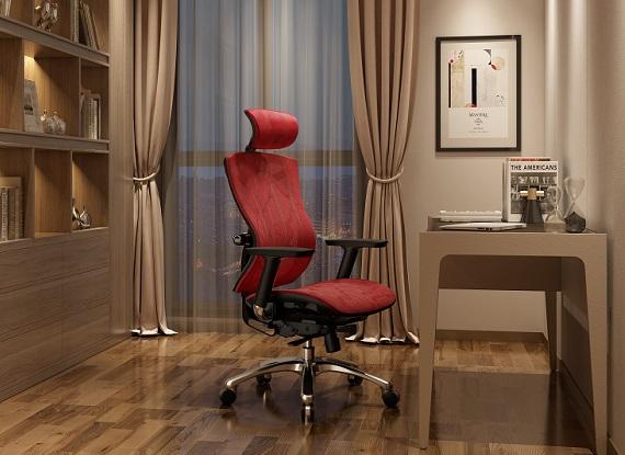 久坐腰酸背痛?护腰电脑椅来预防