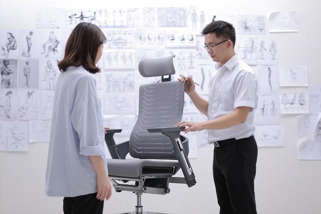 人体性行为_西昊人体工学椅——用科技创新为你撑腰-西昊官网
