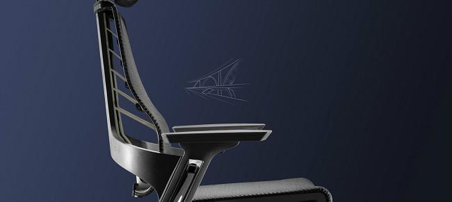 电脑椅怎么选?舒适办公用西昊人体工学电脑椅R1