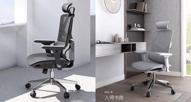 上下分离双背设计,西昊M90打造全新坐享体验